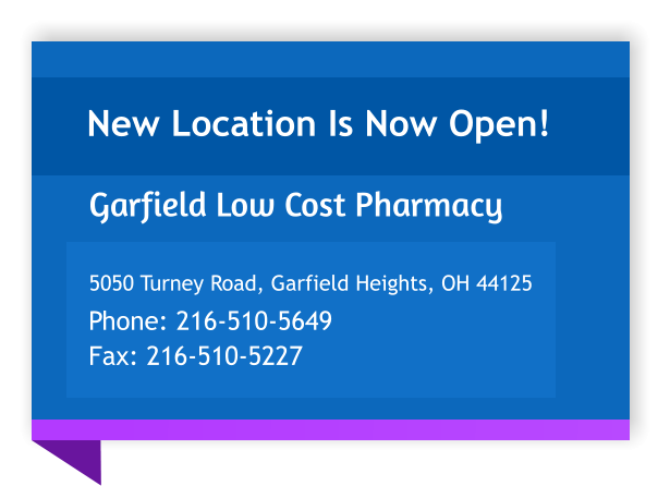 Garfield Low Cost Pharmacy